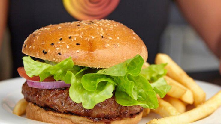 Cape Grim Grass Fed Beef Burger