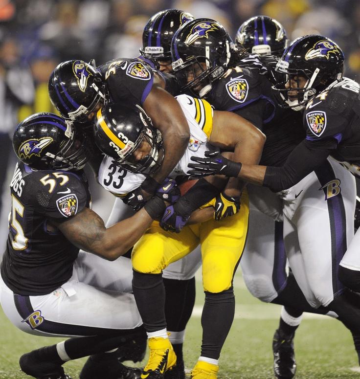 Teamwork, Baltimore Ravens