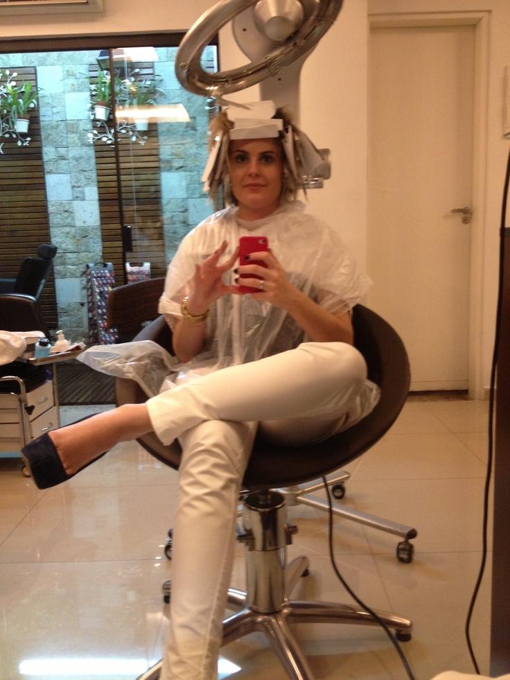 New hair - Blog da Ale