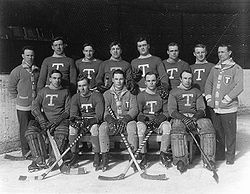 The Torontos, Stanley Cup champions 1913-14