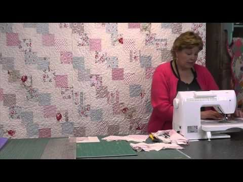 Falling charms quilt tutorial quilting with charm packs need 4