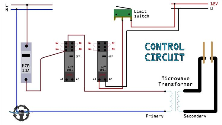 Circuit Diagram For Diy Battery Welder Spot Welder Microwave Oven Rh Youtube Com Arc Welder Diagram 220 Volt Welder Wiring Diag Welding Machine Diagram Welding