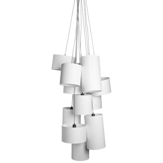 Lampa wisząca OSLO, splot 12