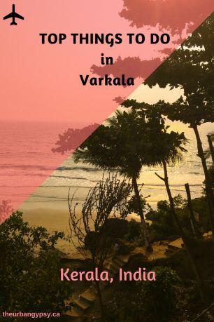 Top Things To Do in Varkala Kerala India