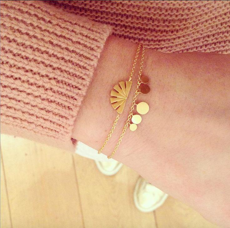 Bracelets by Pernille Corydon