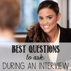 It's officially recruiting season! Check out these 7 questions to ask during an interview to impress the recruiter.
