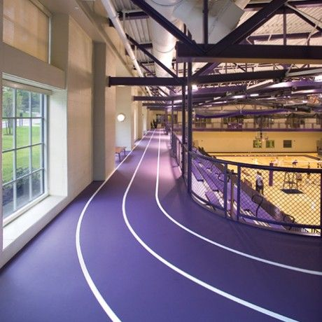 Athletic & Fitness Center