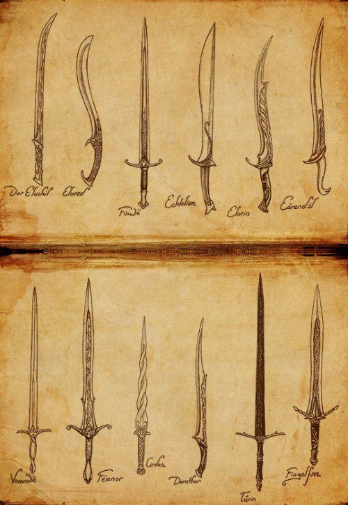 Elven Swords I