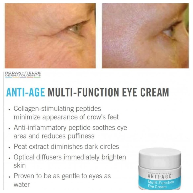 Wrinkles, crow's feet, puffiness, dark circles?? R+F Multi-Function Eye Cream to the RESCUE!! You will see AMAZING Results!! Message me to get 10% Discount and FREE Shipping! kperson.myrandf.com