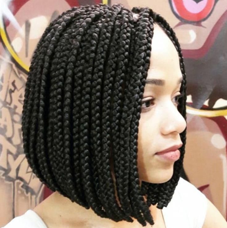 43 Cool Blonde Box Braids Hairstyles To Try Em 2020 Com Imagens