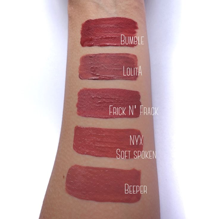 ColourPop Frick N' Frack Swatch & Dupes