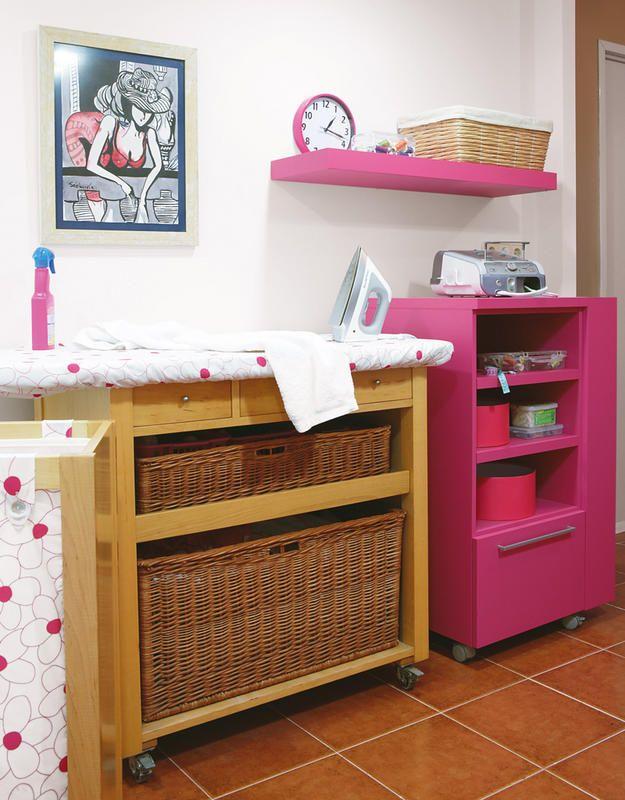 Pr cticos cuartos de lavado y plancha um interiors and usa - Cuarto de plancha ...