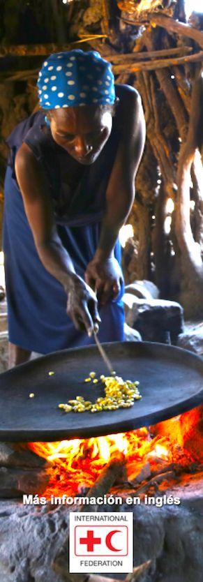 Cooperación Internacional - Crisis Alimentaria en África Oriental - Cruz Roja
