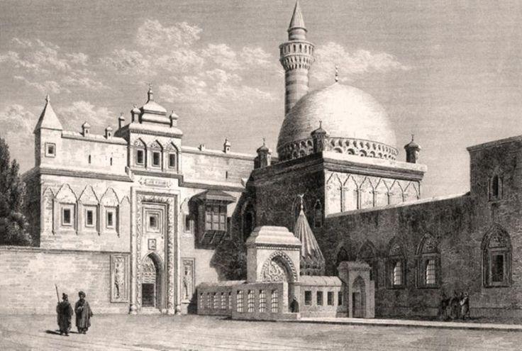 İshakpaşa Palace/Doğubeyazıt-Ağrı-Türkiye