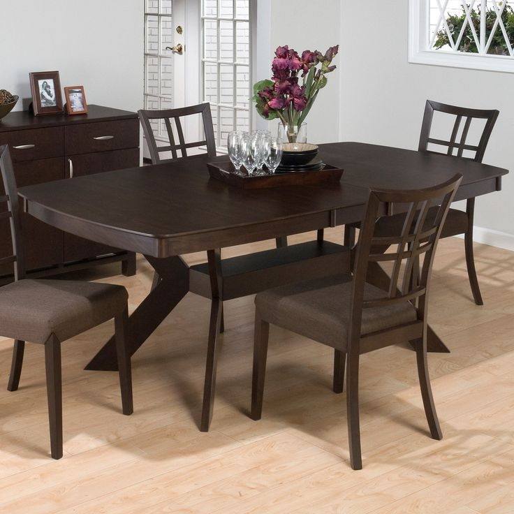 Good Jofran Ryder Ash Pedestal Dining Table | From Hayneedle.com