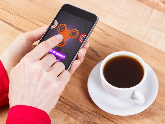 Fidget Spinner Wheel Toy - Best Stress Relief Game by Volkan Kutlubay  Fidget Spinner in your hands. Relax and get rid of the daily stress with this great app.   Great for children of all ages with this realistic Fidget Spinner Simulator.  Features  A tot