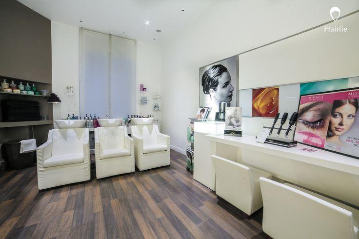 17 best images about salons de coiffure on pinterest for Salon de coiffure alexandre henry