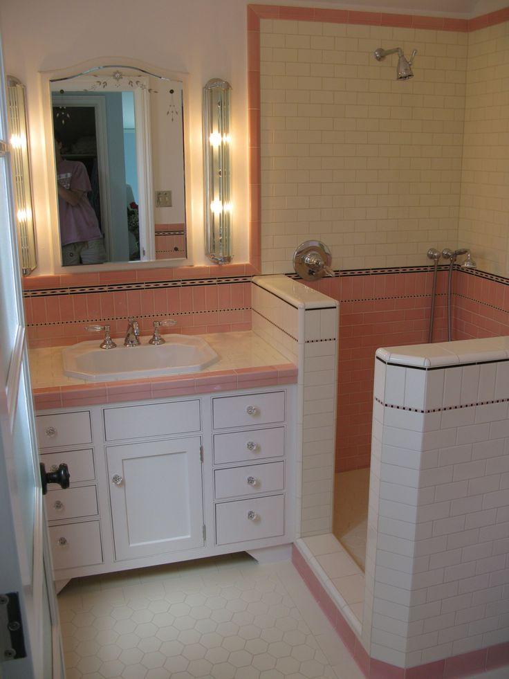 Modern 1950s Bathroom And Vintage On Pinterest: Best 25+ Small Vintage Bathroom Ideas On Pinterest
