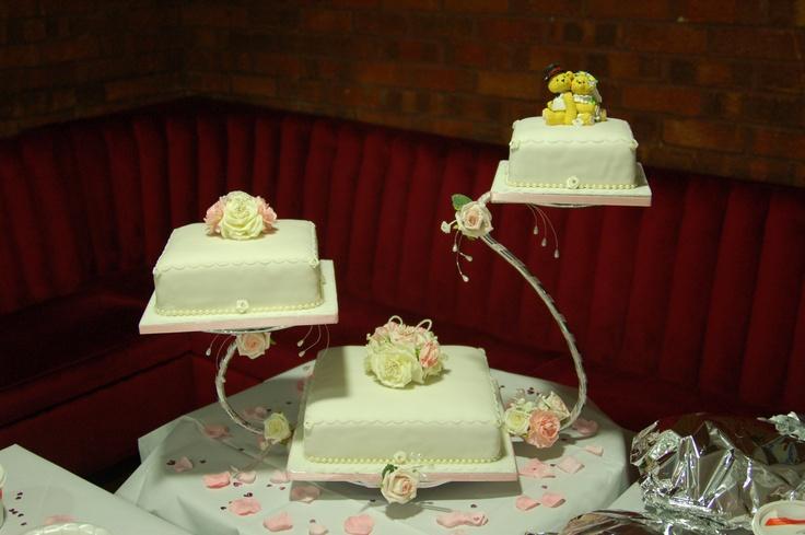 Tier Wedding Cake Designs