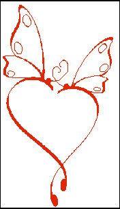 Coeur de Papillons