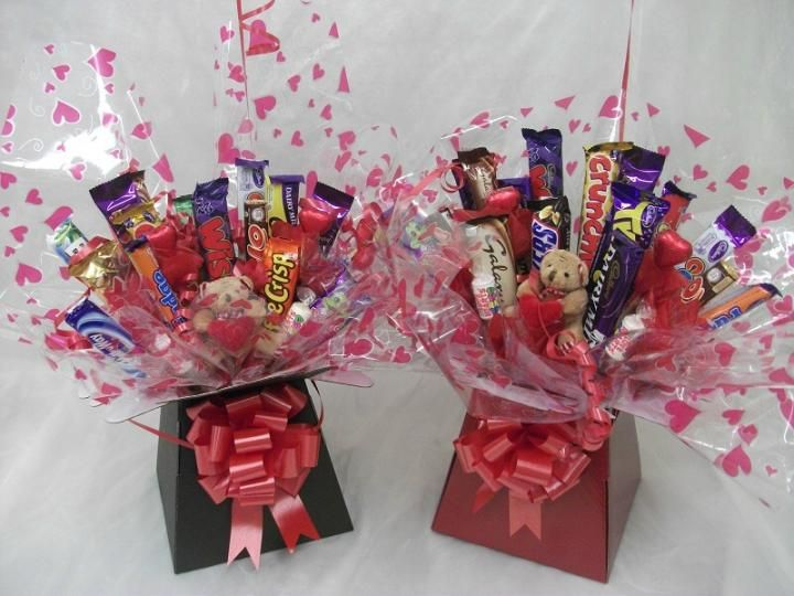 how to make chocolate bouquet with pictures - Google Search