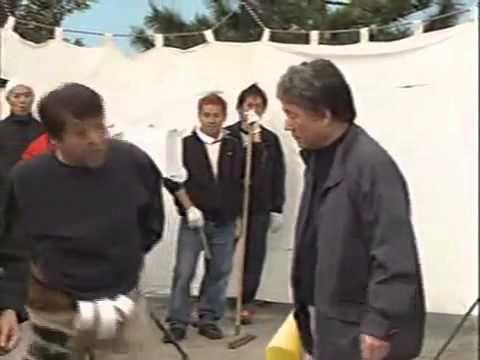 志村けんコント 02タケシ巌流島