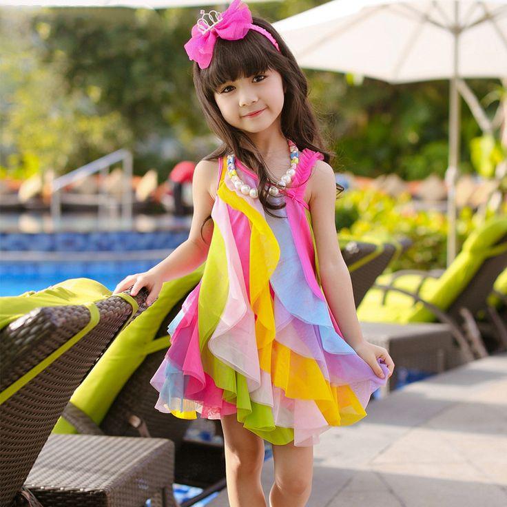 $9.79 (Buy here: https://alitems.com/g/1e8d114494ebda23ff8b16525dc3e8/?i=5&ulp=https%3A%2F%2Fwww.aliexpress.com%2Fitem%2FNew-baby-girls-dress-summer-style-sleeveless-fancy-dress-for-girls-party-beach-dress-baby-kids%2F32652240132.html ) New baby girls dress summer style sleeveless fancy dress for girls party beach dress baby kids fashion clothes children dress for just $9.79