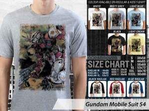Kaos Gundam Anime Series Japan
