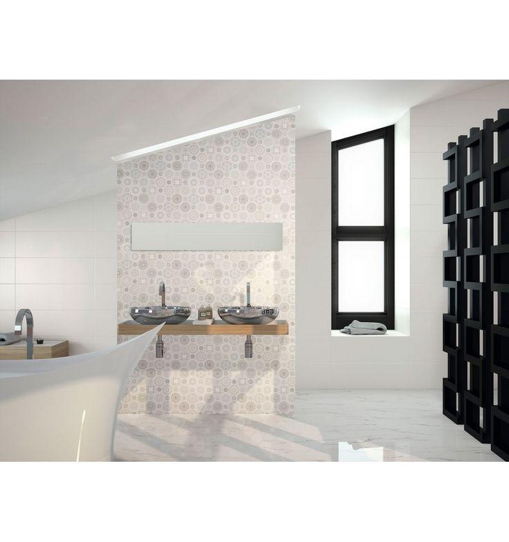 Mosaik - Kakelmonster | Mosaik Frozen 28x28