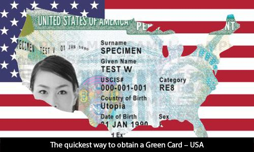 The Quickest Way to Obtain a #GreenCard – #USA  https://www.blog.morevisas.com/the-quickest-way-to-obtain-a-green-card-usa/