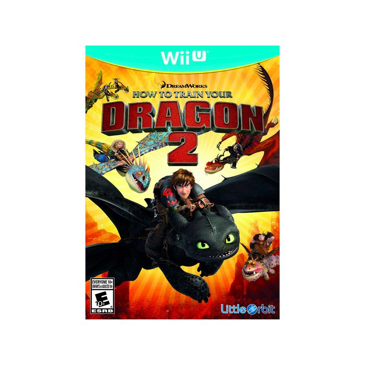 How To Train Your Dragon Pre-Owned Nintendo Wii U