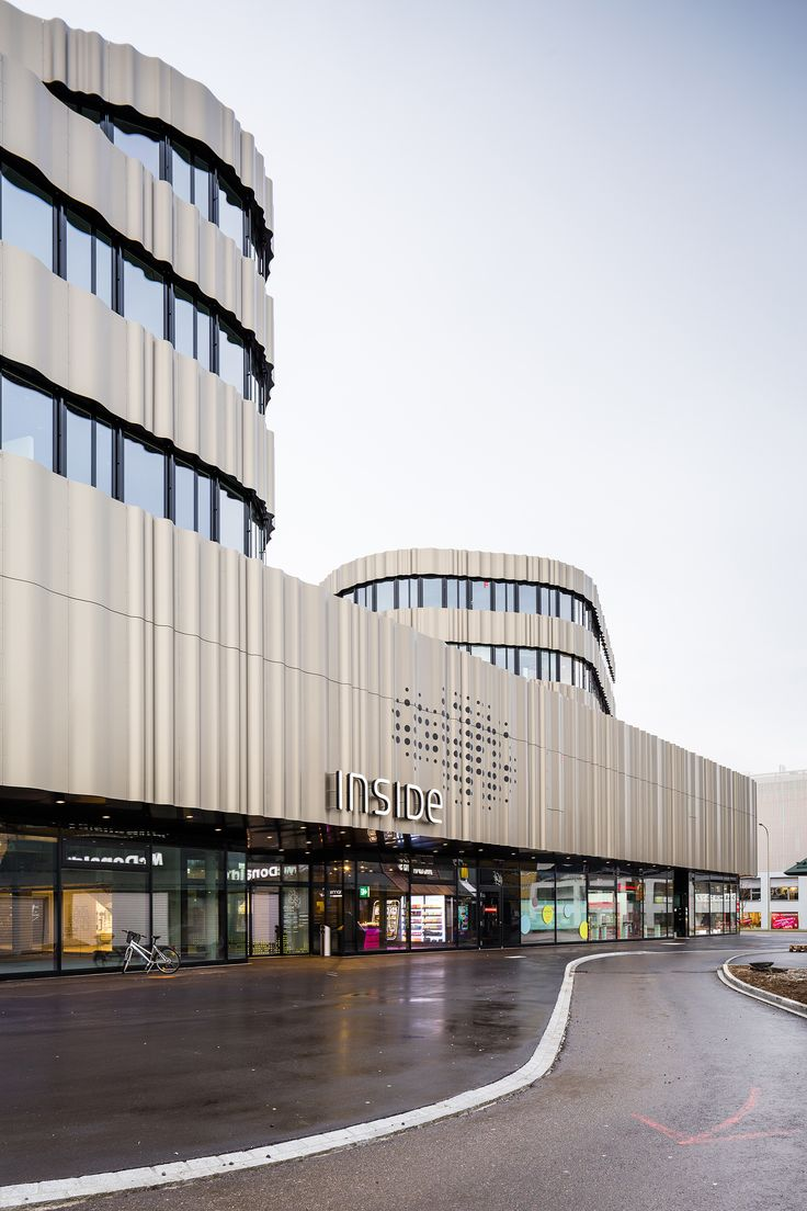 INSIDE Boutique Centre / Holzer Kobler Architekturen