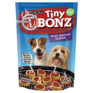Purina Tiny T-Bonz Filet Mignon Flavor - PetSmart