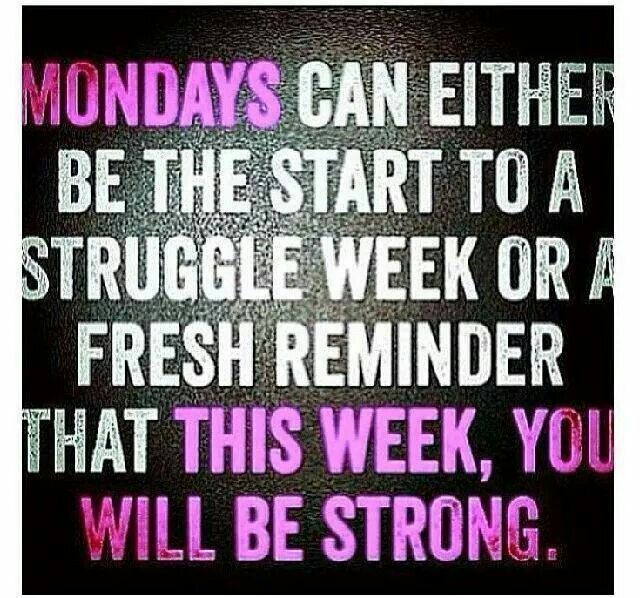Monday Workout Motivation Quotes: 29 Best Funny Mondays Images On Pinterest