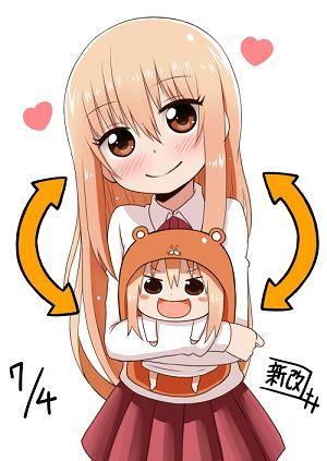 Quais São Os Melhores Animes Para Passar O Estresse? http://wnli.st/1LsaQrg #HimoutoUmaruChan