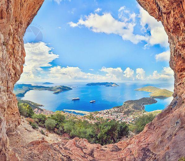 Cool photo of #Kas #Antalya #Turkey