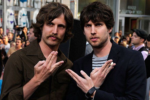 Jon Heder and D... Jon Heder Twin