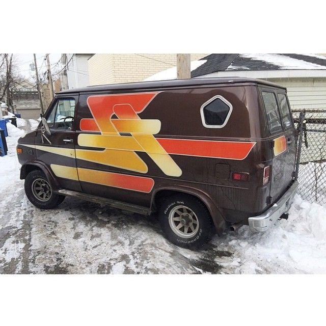 Över 1 000 Bilder Om Cool Custom Vans På PinterestChevy
