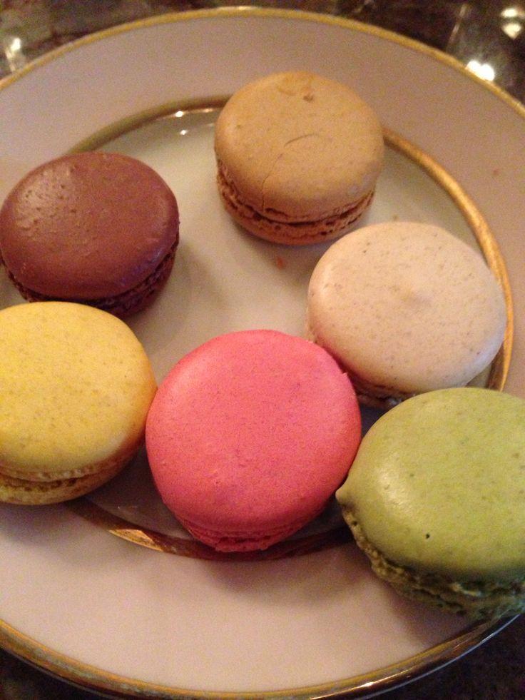 Macarons. Ladurée. ©Palvarez
