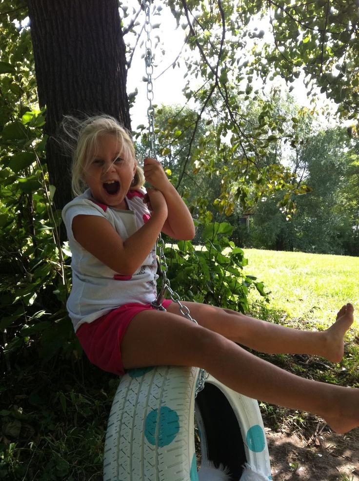 Outdoor Natural Swinging Opportunities