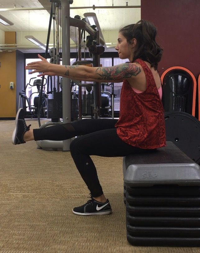 "A fellow fitness Instagrammer posted a fun ""pistol squat challenge"" on her page. Once I saw videos of all of her followers trying pistol ..."