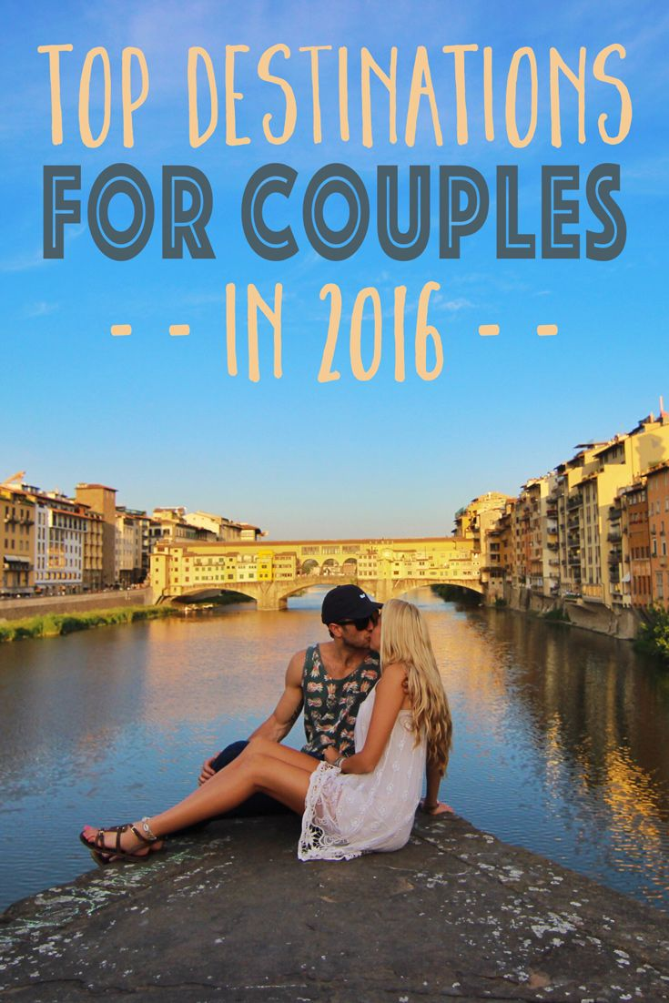Let's face it: you and your partner need a romantic vacation this year. We've traveled to many destinations over the past year and have compiled out favorites based on activities and other aspects of