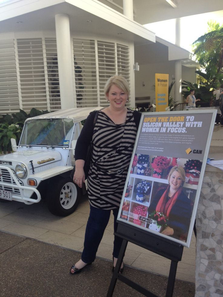 Women In Focus 4th Annual Poster Girl - Louise Curtis, CEO & Founder of Lollypotz http://www.lollypotz.com.au/