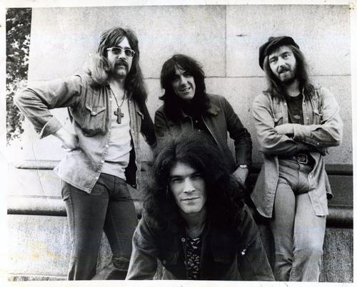 Nazareth  My favorite band in 6th grade (1974/1975).