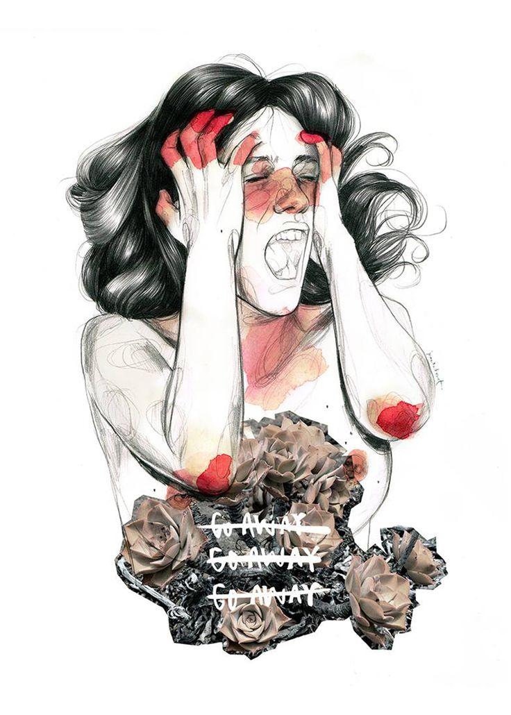 La ilustración poética de Paula Bonet | Blog de diseño gráfico y creatividad.