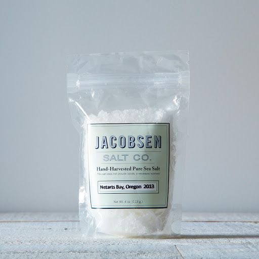 Jacobsen Salt Co. Flake Finishing Sea Salt on Provisions by Food52