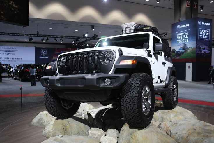 2018 Jeep Wrangler: Mega Photo Gallery