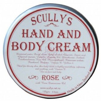 Bulgarian Rose Rose Body Cream