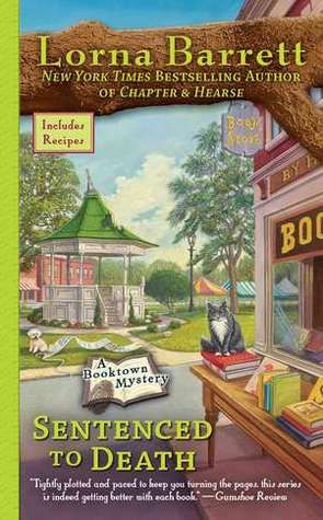Sentenced to Death (Booktown Mystery #5) by Lorna Barrett