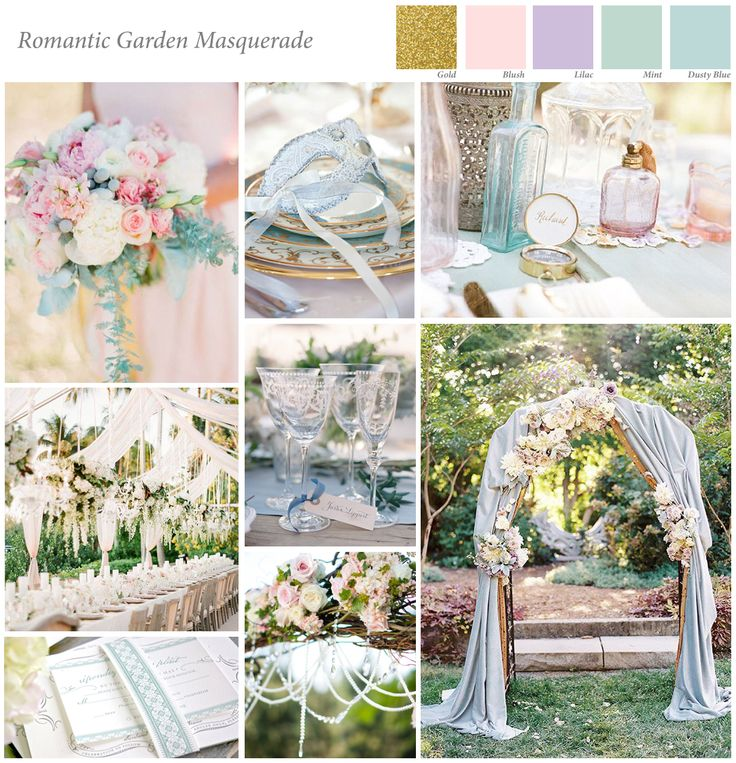 This board, has been designed by Wedding Planning Styling and Design student and is one of two she submitted for her assignment showcasing colour palettes for her project wedding.